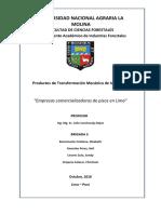Empresas comercializadoras de pisos en Lima 2016.docx
