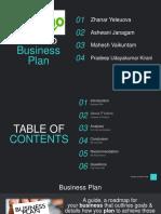 pkolino business plan