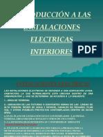 FIC_Instalaciones Eléctricas INTERIORES