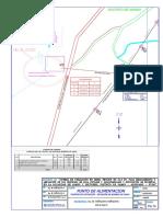 Plano de Punto de Factibilidad - Bombeo de Agua-saman 2 Coordenadas Presentación1 (2)
