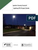Street Lighting Technical Guide