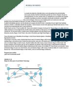 Casos Modelo de Redes
