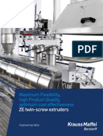 ZE Twin-screw Extruders