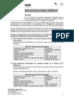 Especificaciones Tecnicas Concreto Premezclado