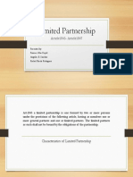 Limited Partnership
