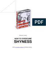 Christian Godefroy - How to Overcome Shyness