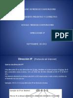 2. Presentación IP