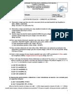 Lista CA EL02D