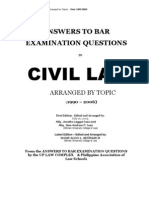 209_Suggested Answers in Civil Law Bar Exams(1990-2006)