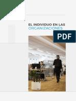 Manual El individuo en las organizaciones