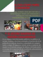 Defensa Civil Como Tarea Ciudadana