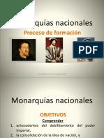 Las Monarquías Nacionales-1