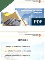 878 Estructura de Los Estados Financieros (1)