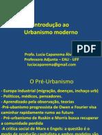 Urbanismo Moderno
