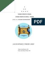 Lojas de Instrução e Stewards Lodges