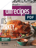 Allrecipes - November 2017