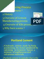 Cement Manufacturing Process - Shreenath Bohra 2014