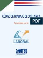 Código de Trabajo Con La Reforma Laboral Incluída-2017