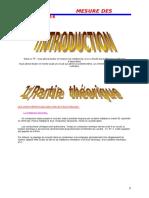 TP 1 - Mesures des résistance.doc