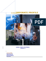 Corporate Profile (Asal Jaya)