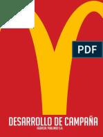 campaña mac donald
