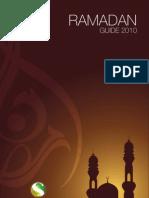 Ramadan Guide 2010