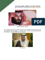 Por Dentro Da Noite Das Facas Longas Sauditas - por Pepe Escobar