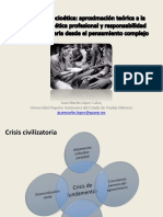 54 Autoetica y Socioetica- Juan Martin Lopez