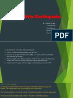 Valdivia Earthquake