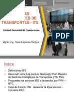 Sistemas Inteligentes de Transportes - ITS