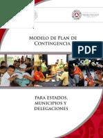 Modelo de Plan de Contingecias Proteccion Civil