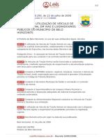 Decreto 10293 2000 Belo Horizonte MG Consolidada [31!03!2016]