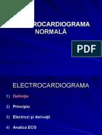 5. Cardiologie - Ekg