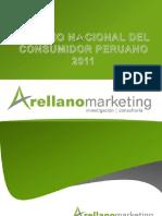 113426211 Estudio Nacional Del Consumidor Peruano 2011.