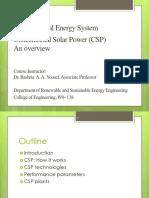 Chap 7 (Solar Concentrators)
