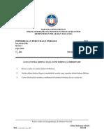 TRIAL MATE Pmr 2010 SBP Paper 1+2+Answer