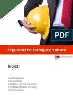 Seguridad en Trabajos en Altura ZM