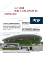 Estadio Las Chivas Guadalara (Español)