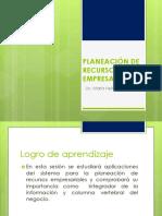 Planeacion de Recursos Empresariales