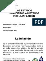 Los Estados Financieros Ajustados Por La Inflación