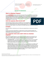 Expenses Guidelines - Facts and FAQs.docx