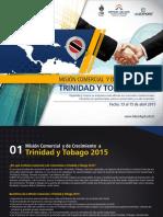 Mision Comercial y de Crecimiento a Trinidad y Tobago 2015