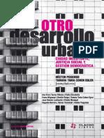 Otro Desarrollo Urbano_Ciudad Incluyente_Poggiese