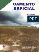 PRUSKI, BRANDÃO e SILVA. Escoamento Superficial.2ed. Viçosa-UFV,2004