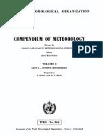Wmo 364-V1p3 Synoptic Meteorology