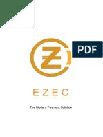 eZEC Whitepaper