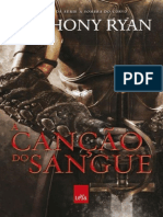Livro 1 - A Cancao Do Sangue - Anthony Ryan