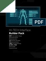Hi-Tech Pack HELP