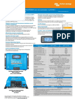 Datasheet SmartSolar Charge Controller MPPT 150 85 & 150 100 FR