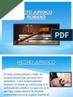 Acto Juridico Romano 2 Actualizado 2